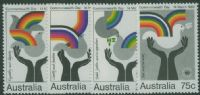 AUS SG882-5 Commonwealth Day set of 4